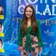 Larissa Manoela dublou protagonista do filme 'O Reino Gelado: A Terra dos Espelhos'