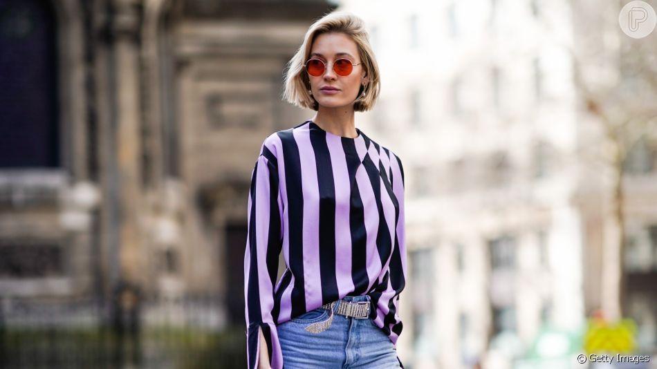 Tendência de moda: cinto de strass, bolsa dourada e mais acessórios com brilho para os looks de verão