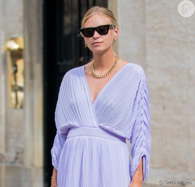 Inspire-se nos vestidos românticos para usar no verão!