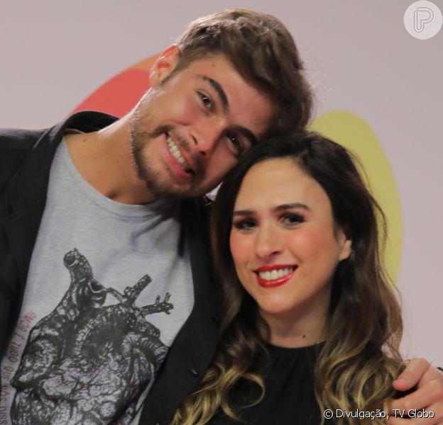 Tatá Werneck e Rafael Vitti se declararam para filha, Clara Maria, na web neste domingo, 24 de novembro de 2019