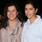 'Amor de Mãe' reúne Regina Casé, Nanda Costa e mais atores em festa da novela