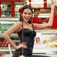 Bruna Marquezine estrelou primeira campanha para a Dolce & Gabbana em janeiro de 2019