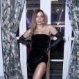Anitta já havia escolhido um look preto para premiação recente
