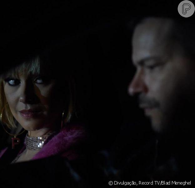 Na novela 'Amor Sem Igual', Bernardo (Heitor Martinez) coloca em prática o seu plano de matar Angélica/Poderosa (Day Mesquita), obedecendo ordem de Tobias (Thiago Rodrigues), a partir do capítulo de terça-feira, 10 de dezembro de 2019