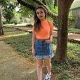 Klara Castanho desabafou sobre a autoestima em programa de TV
