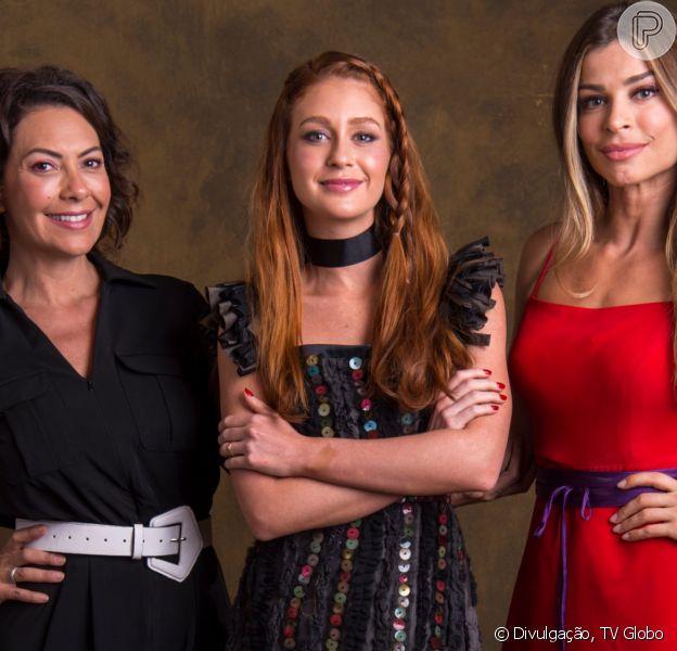 Marina Ruy Barbosa anima web como Eliza em 'Bom Sucesso' e entrega caco em cena nesta terça-feira, dia 10 de dezembro de 2019