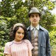 Apesar de namorar Mabel (Carla Nunes), Carlos (Danilo Mesquita) é apaixonado por Inês (Carol Macedo) e não ficará feliz ao vê-la conversando com Alfredo (Nicolas Prattes) na novela 'Éramos Seis'