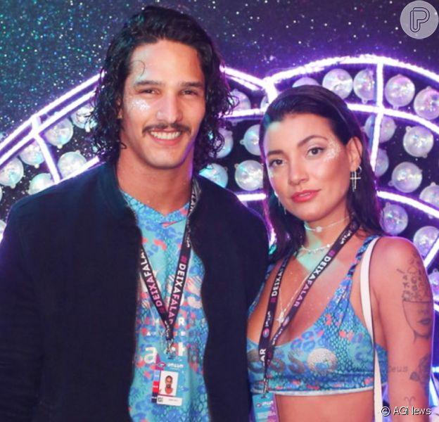 Gabi Pradoe e João Zoli terminam namoro: 'Nossas vidas tomaram rumos diferentes'
