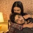 Camila (Jéssica Ellen) gravida depois de Thelma (Adriana Esteves) furar as camisinhas de Danilo (Chay Suede) na novela 'Amor de Mãe'