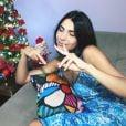Rayssa Bratillieri diverte internautas com fotos divertidas no Instagram durante comemoração de Natal