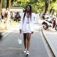 Moda no verão 2020: o short substitui a calça no conjuntinho da estação mais quente do ano