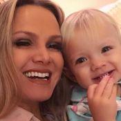 Eliana posta vídeo da filha, Manuela, rezando e Tici Pinheiro tieta: 'Linda'