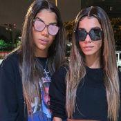 Ludmilla surpreende Brunna Gonçalves com acessório de luxo: 'Fez essa surpresa'
