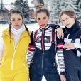 Anitta está de férias em Aspen com um grupo de amigos