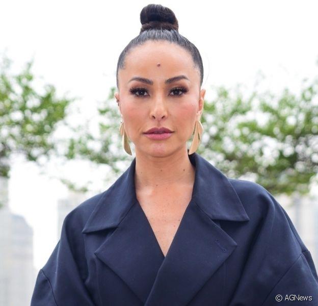 Sabrina Sato vai desfilar como rainha da Gaviões da Fiel pelo segundo ano consecutivo