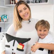 Carol Dantas faz viagem com filhos por aniversário de Neymar e comenta relação