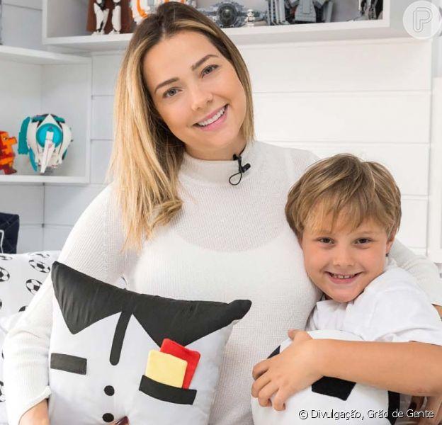 Carol Dantas minimiza polêmica com foto de Neymar e filhos nesta quinta-feira, dia 30 de janeiro de 2020