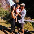 Bruno Gissoni é casado com Yanna Lavigne, com quem tem uma filha