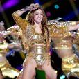 Shakira se preparou para o Super Bowl com treinos de 90 minutos, misturando dança e exercícios