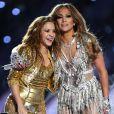 Shakira se apresento ao lado de Jennifer Lopez no Super Bowl 2020