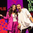 Noah Centineo celebra parceira com Lana Condor, do filme 'Para Todos os Garotos PS Ainda Amo Você'
