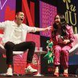 Noah Centineo comemora parceria com Lana Condor em filme 'Para Todos os Garotos PS Ainda Amo Você'