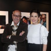 Bárbara Paz vai com ex, Hector Babenco, à mostra internacional de cinema em SP