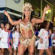 Gracyanne Barbosa contou como é relação com Viviane Araujo no Carnaval