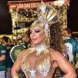 Viviane Araujo não tem contato com Gracyanne Barbosa, atual mulher do cantor Belo