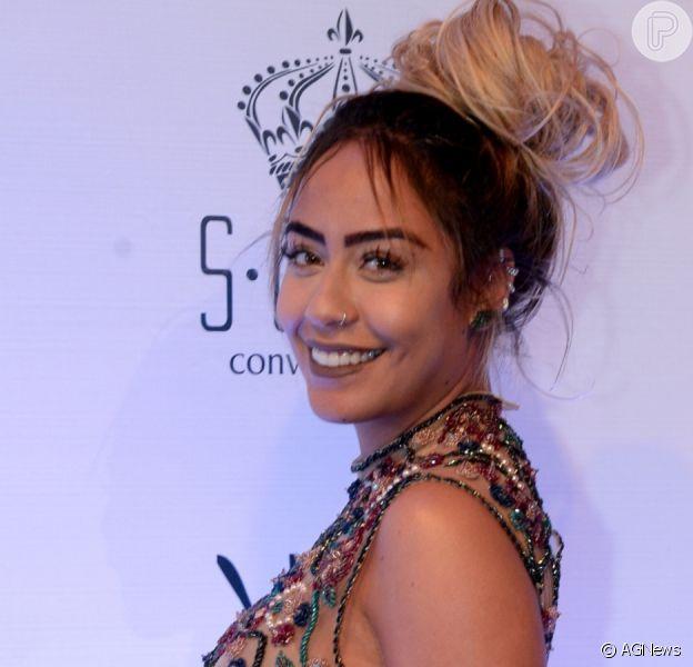 Grávida de Gabigol, Rafaella Santos será mãe de menino. Saiba nome escolhido pela influencer em matéria nesta sexta-feira, dia 21 de fevereiro de 2020