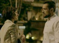 Novela 'Império': Cristina e Enrico veem Maria Clara beijar Vicente
