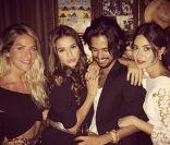 Bruna Marquezine curte festa de fotógrafo com Giovanna Ewbank e Thaila Ayala