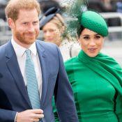Meghan Markle usa look mocromático verde para 'despedida' da realeza. Veja mais!