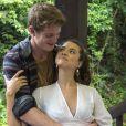 Fim da novela 'Malhação: Toda Forma de Amar' terá cenas gravadas só com Rita (Alanis Guillen) e Filipe (Pedro Novaes) nesta terça-feira, 17 de março de 2020
