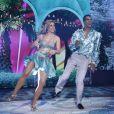 Marcello Melo Jr. foi muilo elogioado ao dançar o ritmo Mambo no 'Dança dos Famosos'