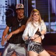 Marcello Melo Jr. arrasou ao dançar funk ostentação no 'Dança dos Famosos'
