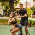 Para Rodrigo, é importante fazer exercícios multiarticulares, para trabalhar e fortalecer toda a musculatura