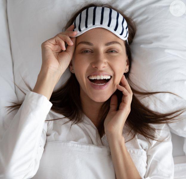 Um boa noite de sono garante mais disposição e ânimo ao longo do dia