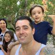 Simaria e a família visitariam a Itália, mas a viagem foi cancelada por causa do coronavírus