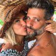 Giovanna Ewbank está grávida de um filho, fruto do casameto de 10 anos com Bruno Gagliasso