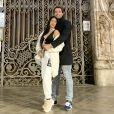 Marido de Simaria, Vicente roubou a cena em aparição anterior na rede social da cantora