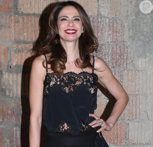 Luciana Gimenez disse que ainda não se mudou por causa do coronavírus
