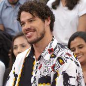 Filha de José Loreto faz penteado em ator: 'Minha hair stylist preferida'. Veja!