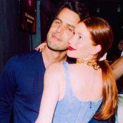Marina Ruy Barbosa conta indireta do marido durante a quarentena: 'Traumatizado'