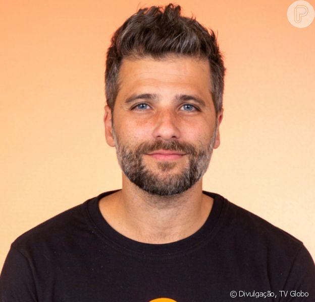 Bruno Gagliasso muda visual no aniversário e web compara com personagem em foto compartilhada nesta segunda-feira, dia 13 de abril de 2020