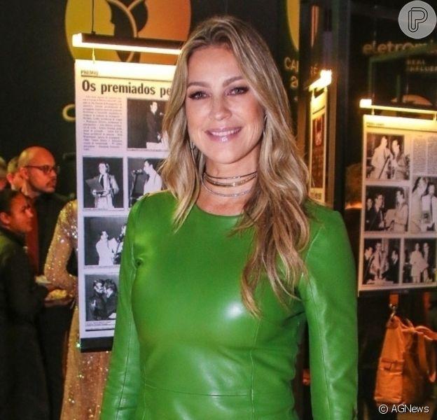 Luana Piovani lamenta falta do namorado,o israelense Ofek Malka: 'Não nos veremos muito'