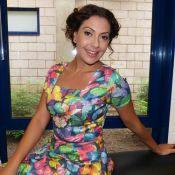 Fabiula Nascimento, de 'Boogie Oogie', assume: 'Sou roliça, nem tudo me cai bem'