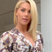 Ana Hickmann nega gestação do 2º filho após notícia: 'Eu gostaria que fosse'