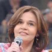 Claudia Rodrigues supera reação por quarentena com trabalho: 'Prepara live'