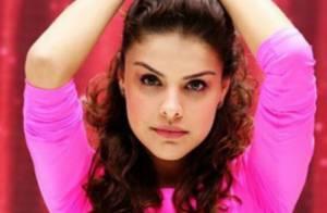 Paloma Bernardi, do 'Dança dos Famosos', revela medidas e afirma: 'Já perdi 3kg'